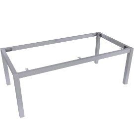 Blend Coffee Table Frame, Brushed