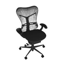 Herman Miller Mirra Office ChairGraphite