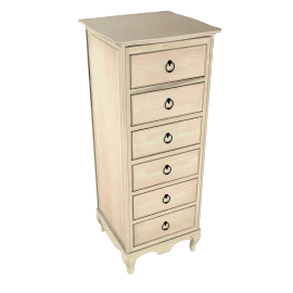 Willis Gambier Camille 6-drawer Chest