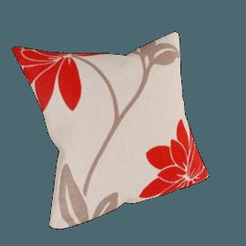 Saiuri Cushion, Red