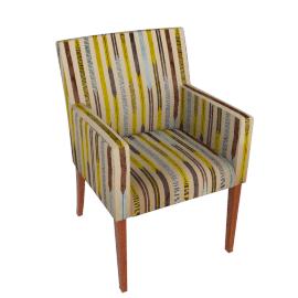 Helene Dining Chair, Kandinsky Aqua