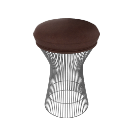 Platner Stool - Leather