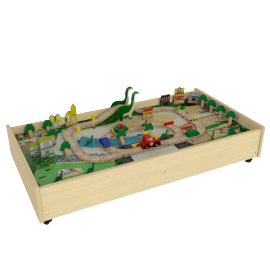Dinosaur Play Table