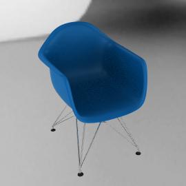 Eames® Molded Plastic Armchair - DAR