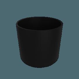 Monstruosus Planter, Model 1 Large, Black