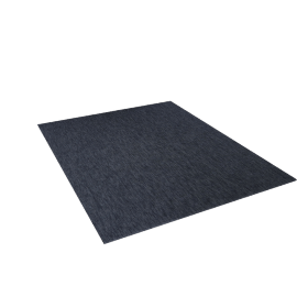 Chilewich Boucle Floor Mat 8'x10', Ink