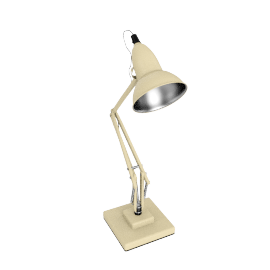 Anglepoise 1227 Lamp, Cream