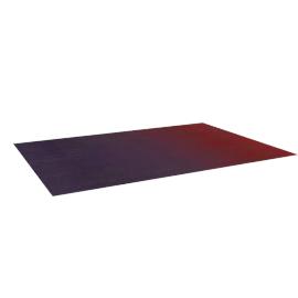 Wavering Rug 9'x13', Purple
