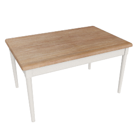 Drift Rectangular 6 Seater Dining Table