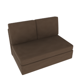Dizzy Sofa Bed, Mocha