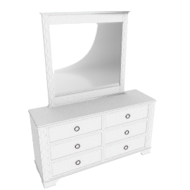Donna Dresser with Mirror