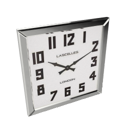 Lascelles Manhattan Wall Clock