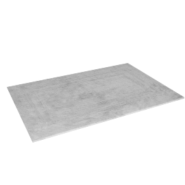 Indulgence Reversible Bath Mat - 60x90 cms, White