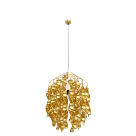 Verpan Spiral SP01, gold