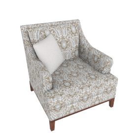 Sophia Armchair, Multicolour