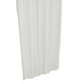Striped Shower Curtain - 180x180 cms