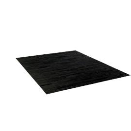 Thin Strip Cowhide Rug, 8'x10'