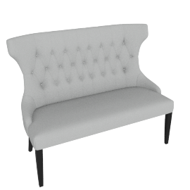 Impressions 2 seater Bench