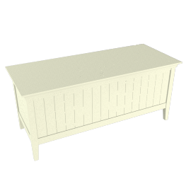 New England Blanket Box