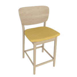 Valencia Counter Stool, Ochre