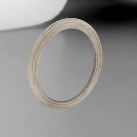 Sasha Oval Mirror, Gold