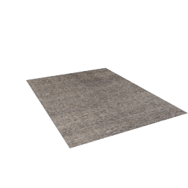 Luna Rug 9x12, Grey