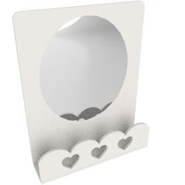 Amy Mirror with Shelf