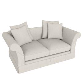 Chambery Large Sofa-Fixed