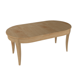 John Lewis Claremont 6-8 Seater Extending Dining Table