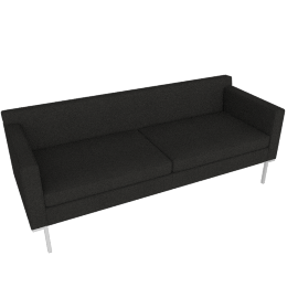 Theatre Sofa, Maharam Mode Fabric, Terra