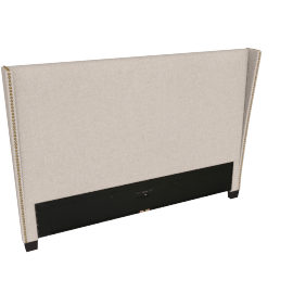 Stellar Gem King Headboard, Beige