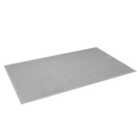 DWR Plush Bathmat, Grey