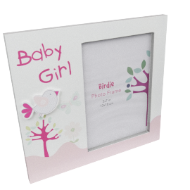 Birdie Photo Frame - 5x7 inches