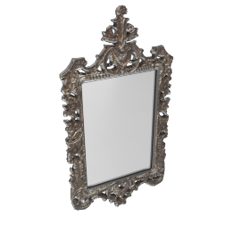Baroque Bevel Mirror
