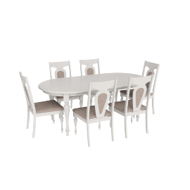 Vanessa 6-seater Dining Set