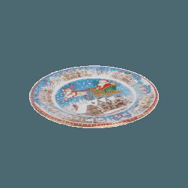 Dunoon Christmas Plate 2009