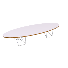 Eames® Elliptical Table