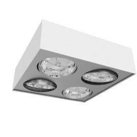 Lirio Bloq 4x50W, white