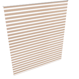Day And Night Roller Blind - 180x210 cms, Brown