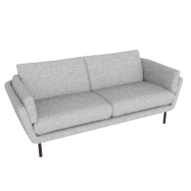 Loki Grand Sofa, Arden Blue Grey