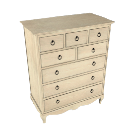 Willis Gambier Camille 8-drawer Chest