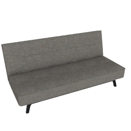 Yoko Sofa Bed, Willow Grey