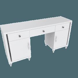 Celestia 3-Drawer 2-Door Dressing Table
