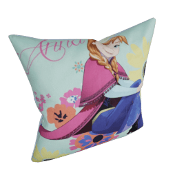 Disney Frozen Springtime Frost Cushion Cover - 45x45 cms