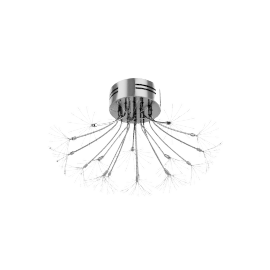 Blossom Ceiling Light, 6 Arm