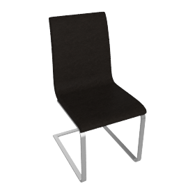 John Lewis Frost Leather Dining Chair