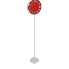 Scarlet Floor Clock