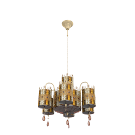 Imperial 6-light Chandelier