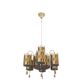 Imperial 6-light Chandelier