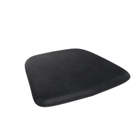 Sculptura Occasional Chair Cushion, Black